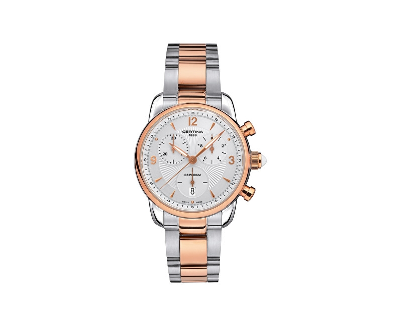 Certina DS PODIUM LADY Chronograph C025.217.22.017.00
