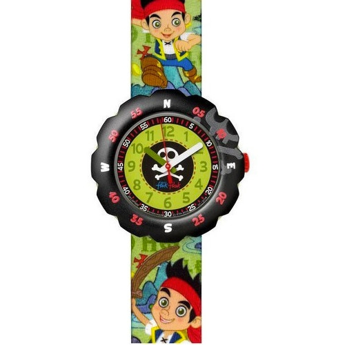 Swatch Disney Jake And Never The Land Pirates ZFLSP005 hSW461