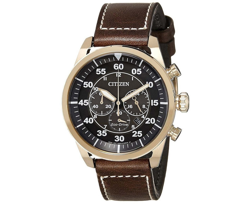 ECO-DRIVE RING CHRONO CA4213-00E hCI668