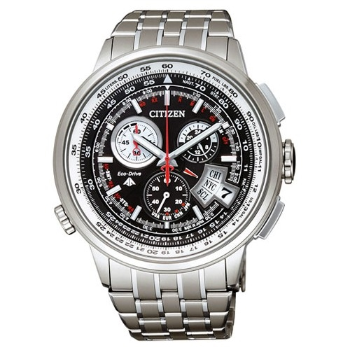 Citizen Eco-Drive Pilot Radio Controlled Perpetual Evolution BY0011-50E hCI449