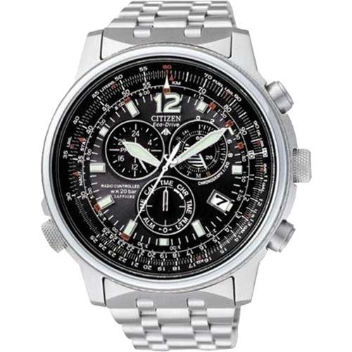 Citizen Eco-Drive Pilot Radiocontrolled AS4020-52E hCI297