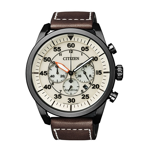 Citizen Eco-Drive Ring Chrono CA4215-04W hCI726