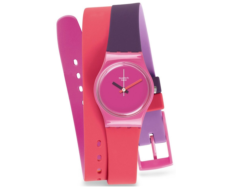 Swatch Fun In Pink LP137 hSW423