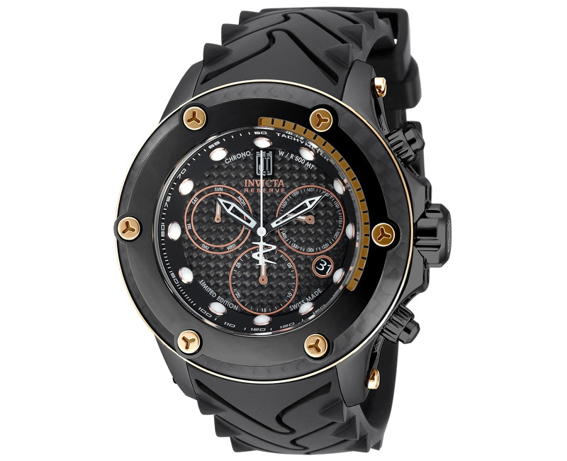 Invicta Jason Taylor Chronograph 17823 Limited Edition hIN108