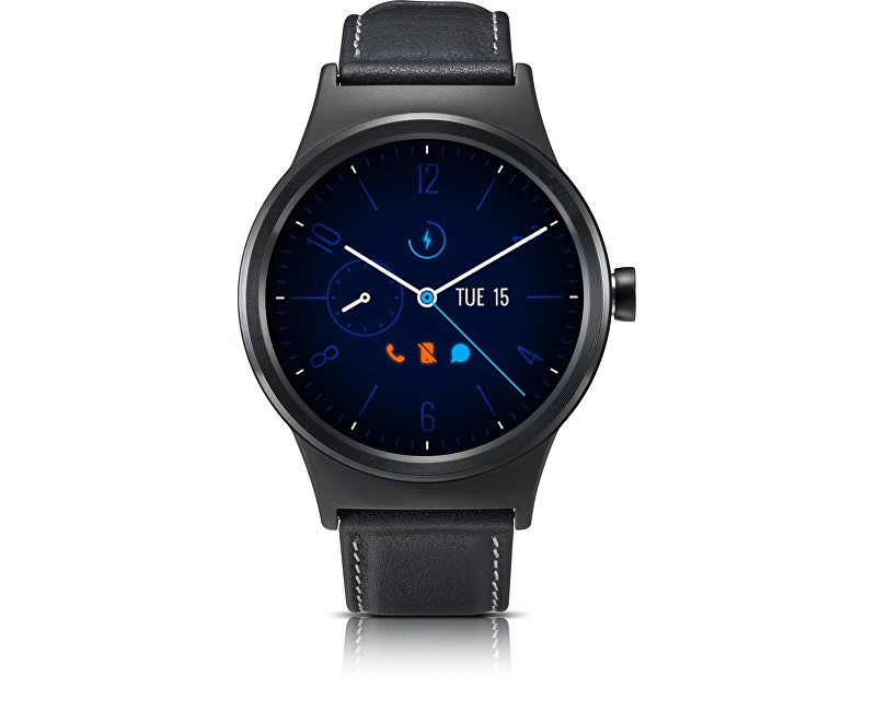 TCL MOVETIME Smartwatch Black/Black MT10G-2CLCE11