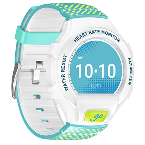 Alcatel ONETOUCH GO WATCH, White/Green&Blue hAL005
