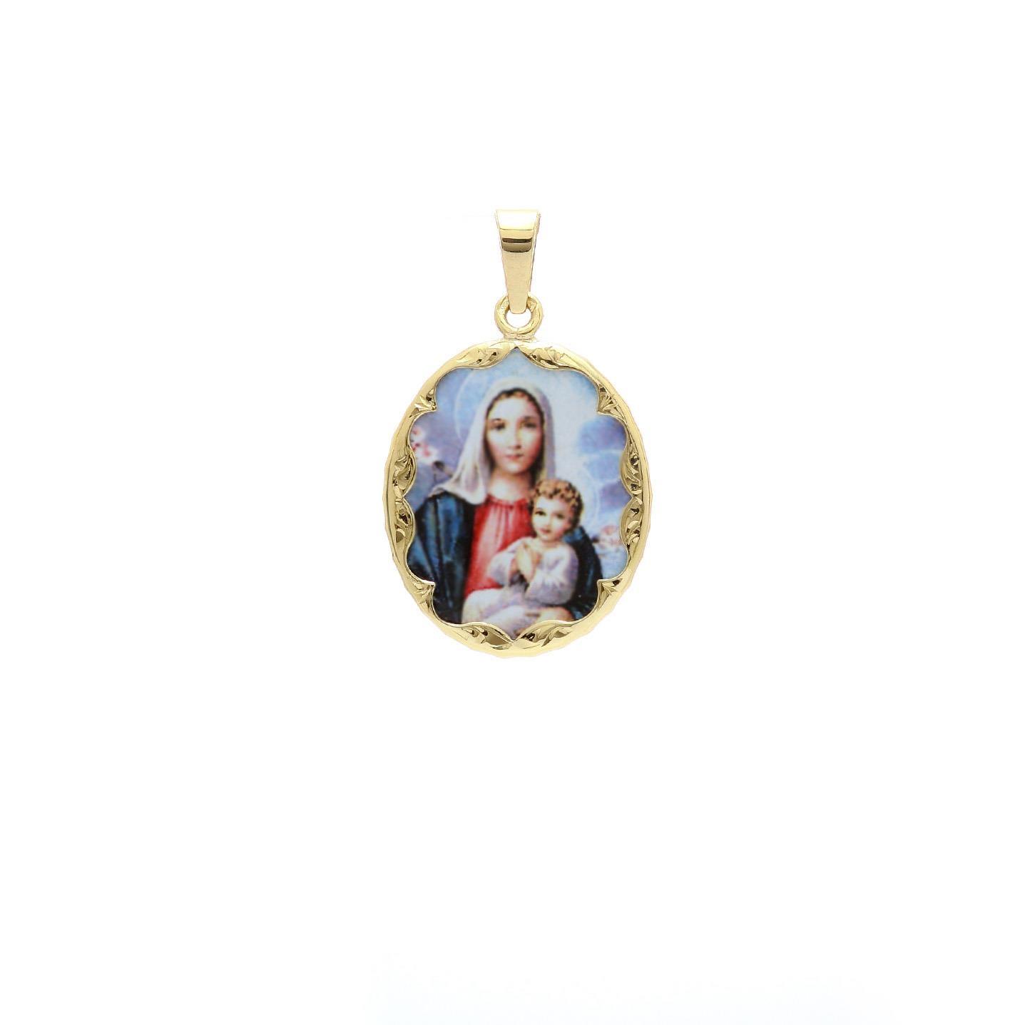Božia Matka s dieťaťom 2VS00174