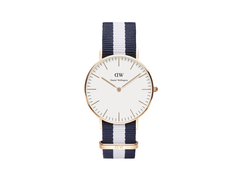 Daniel Wellington Classic Glasgow Gold H24-426