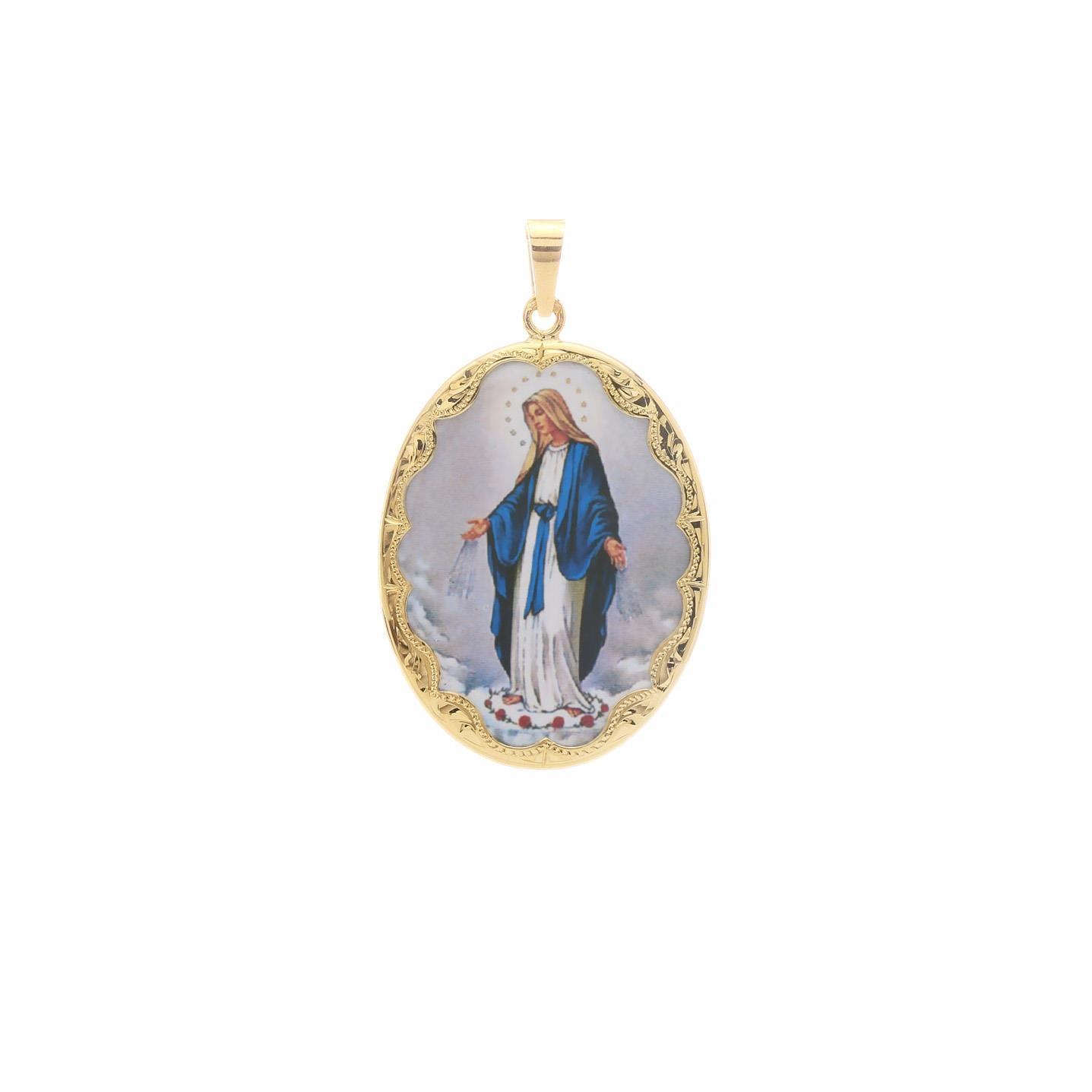 Medailón Márie Matky Božej 2VS00188