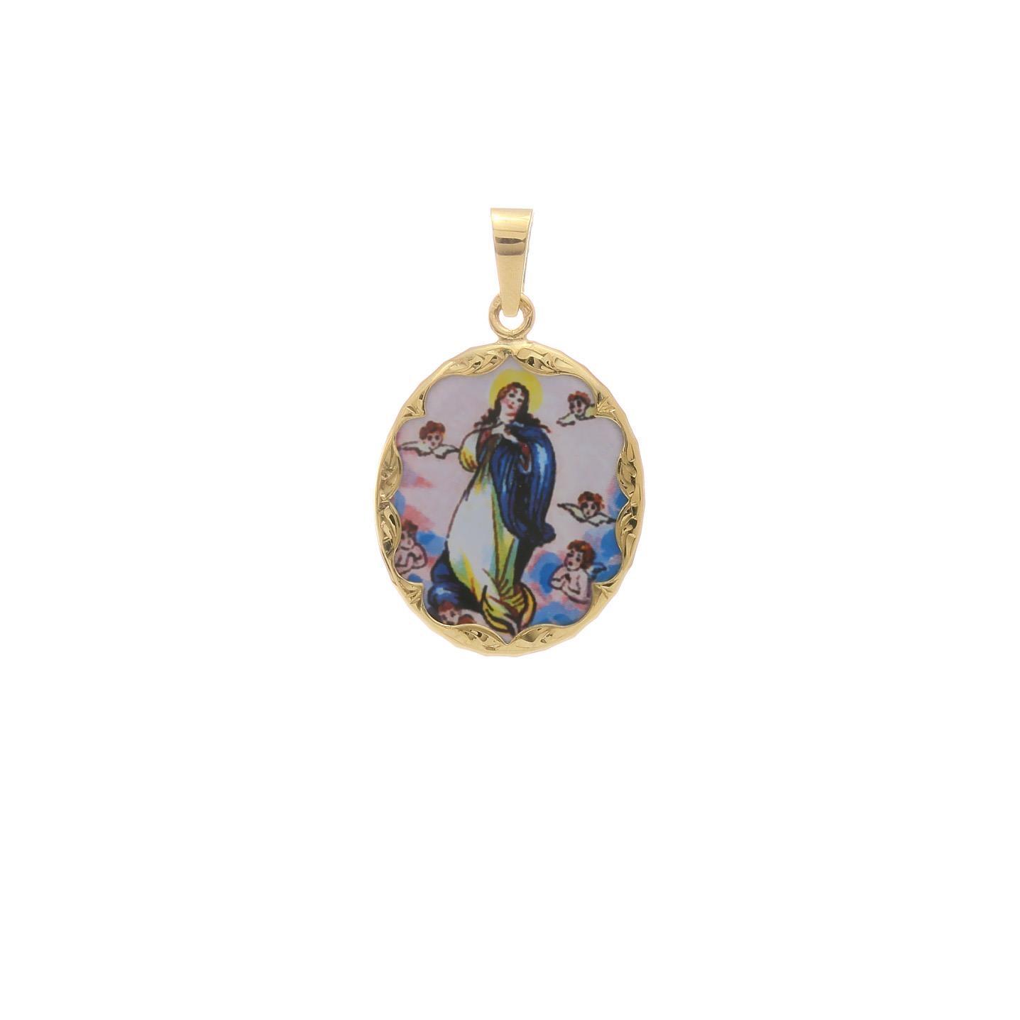 Panna Mária s anjelmi 2VS00181