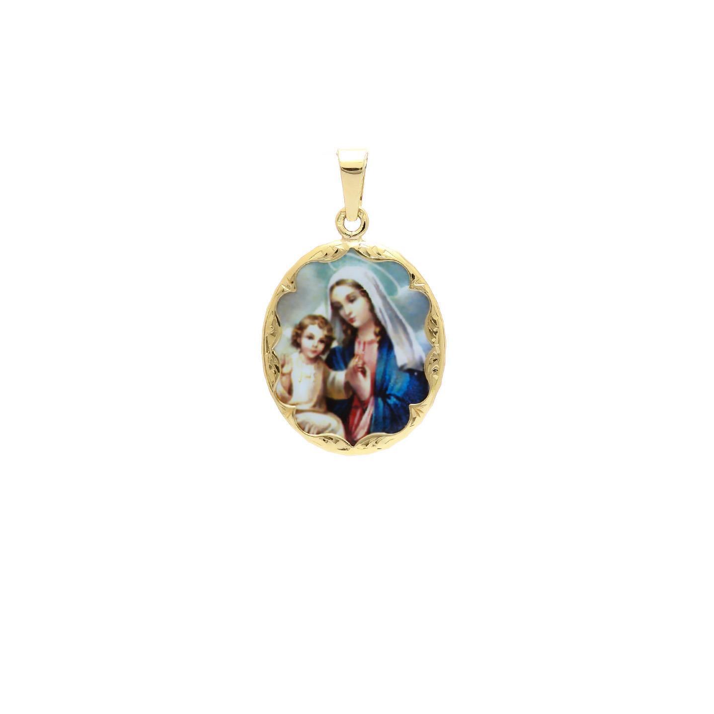 Panna Mária s dieťaťom 2VS00173