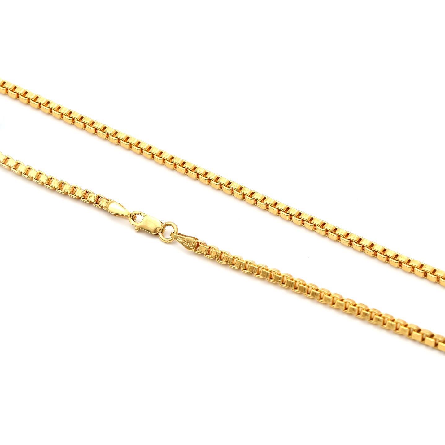 Zlatá retiazka ACHIMA 1RZ00030
