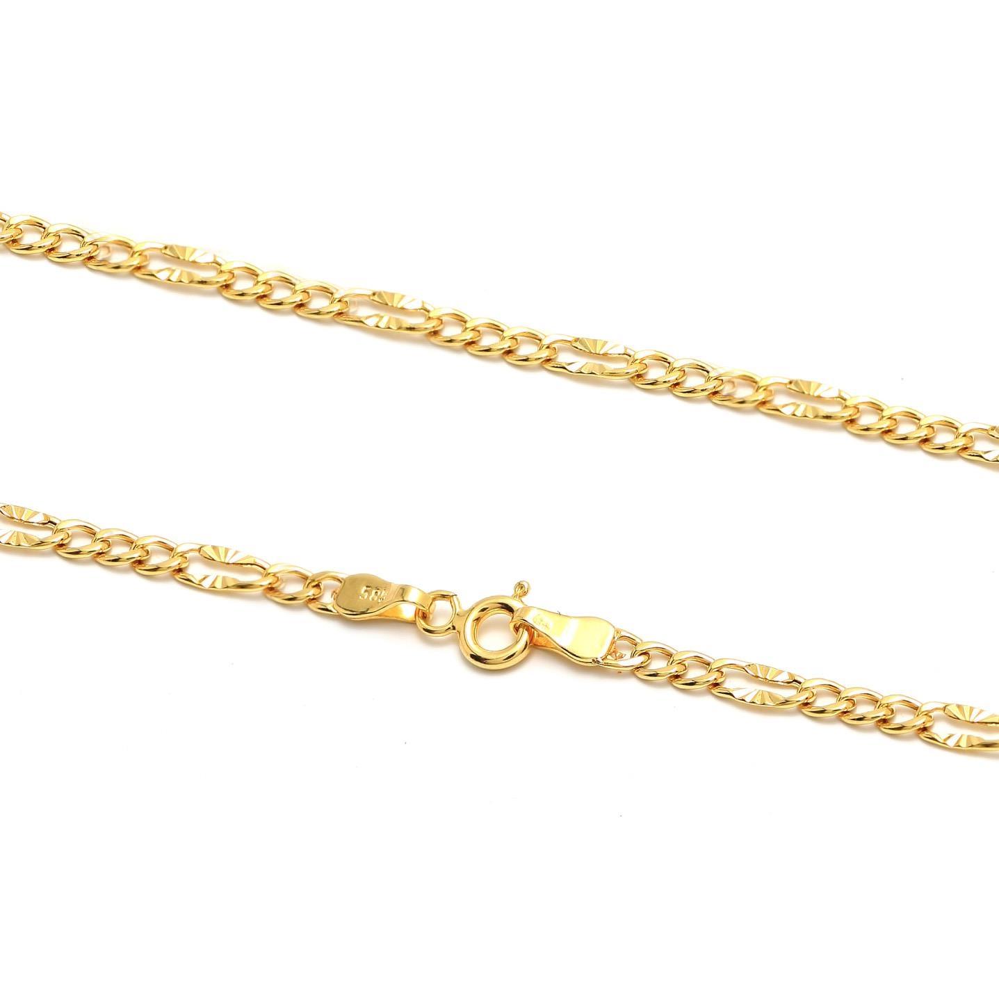 Zlatá retiazka BREANNA 5RZ00052_1