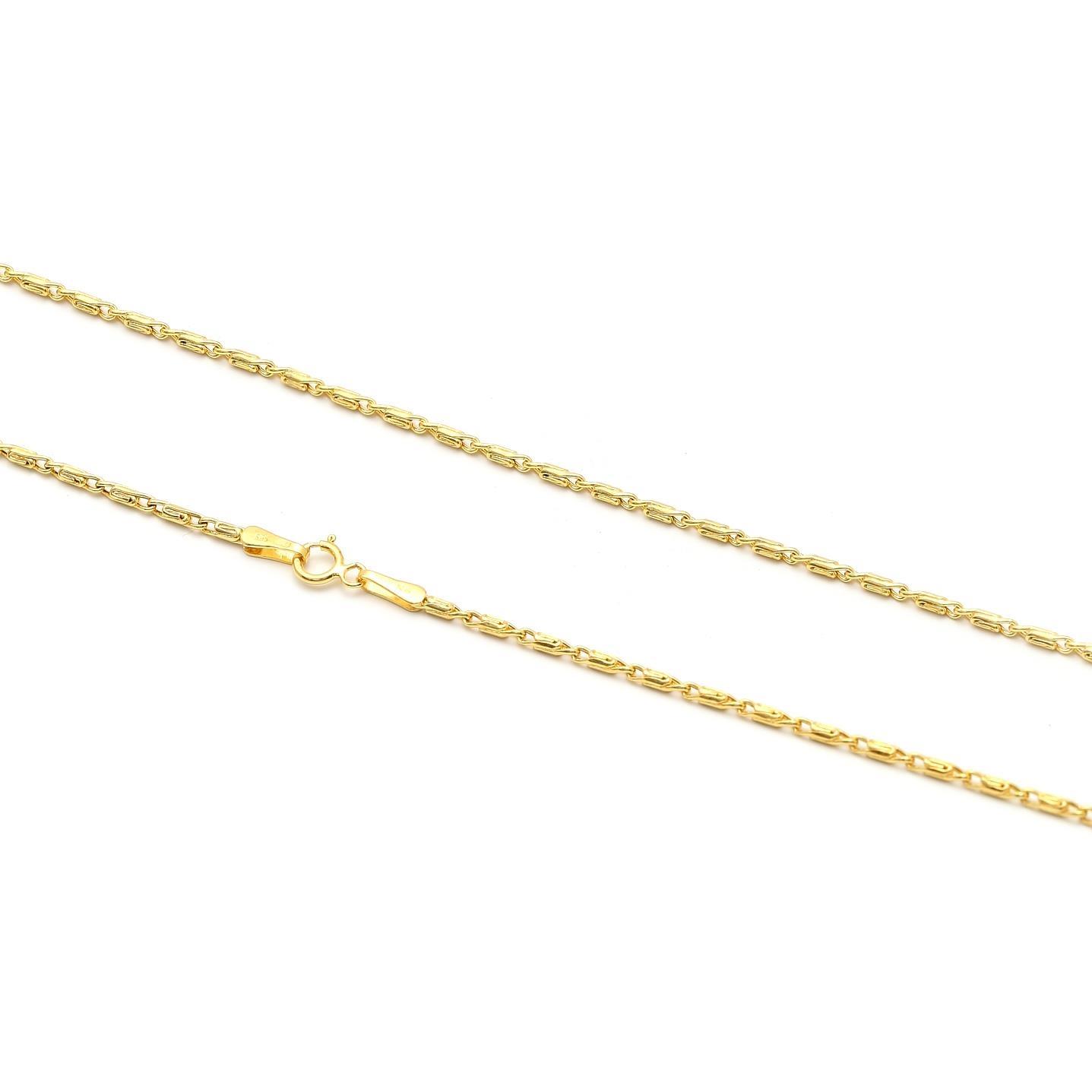 Zlatá retiazka BRONTE 5RZ00054