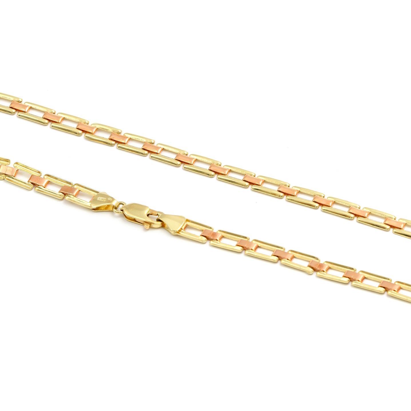 Zlatá retiazka CARRES 6RK00079
