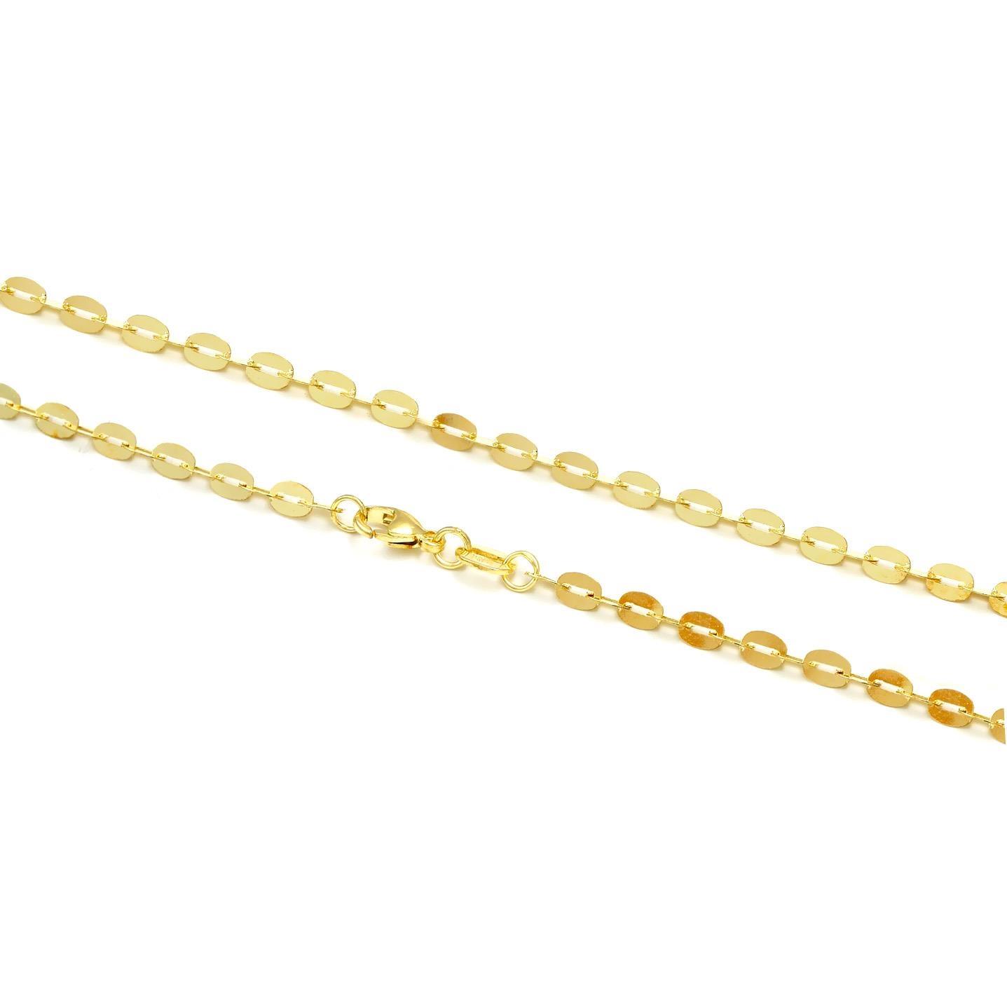Zlatá retiazka KAFEWA 6RZ00076_1