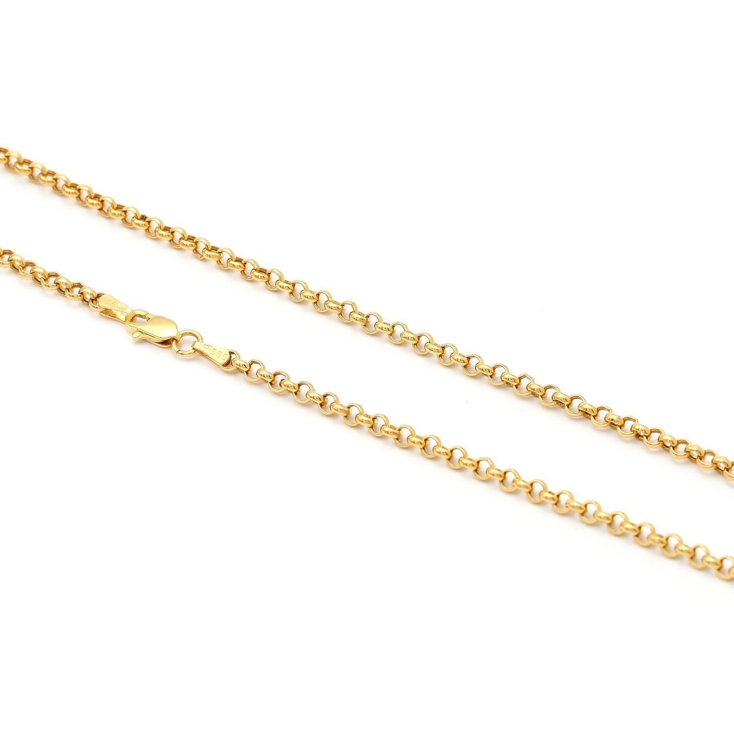 Zlatá retiazka MAURA 1RZ00021