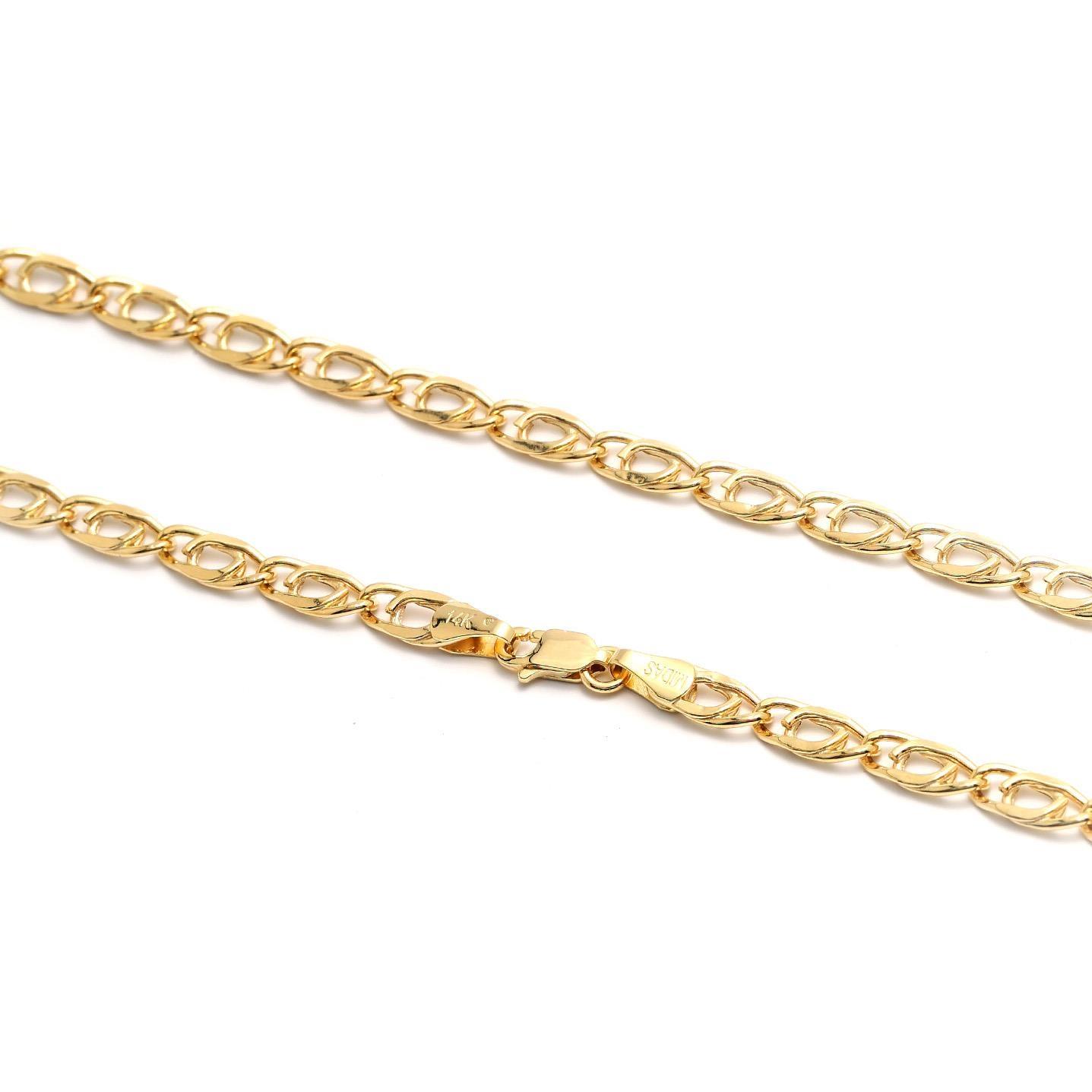 Zlatá retiazka SHER 5RZ00088