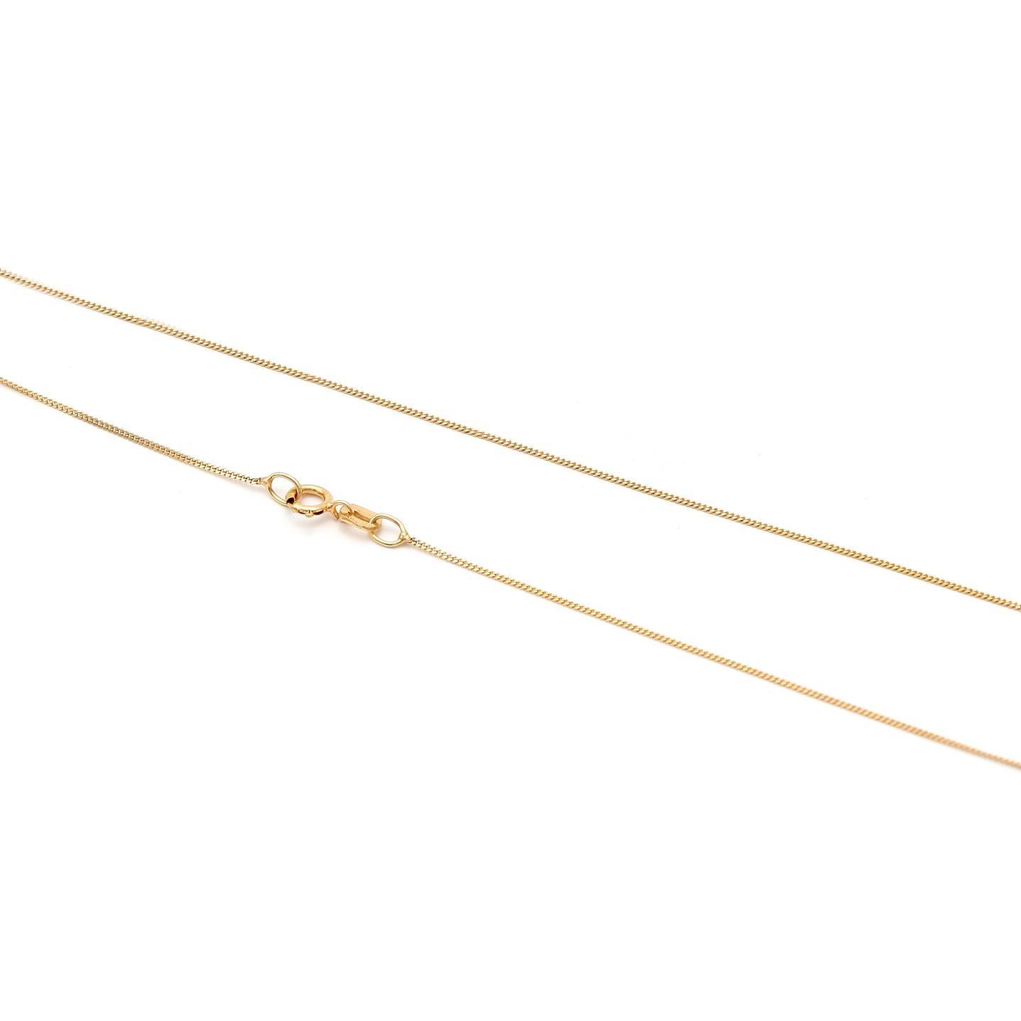 Zlatá retiazka VLASOCNICA 1RZ00066