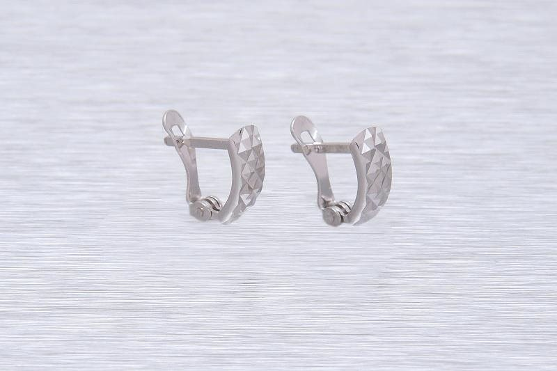 Zlaté náušnice k uchu JOLANDA 1NB00123