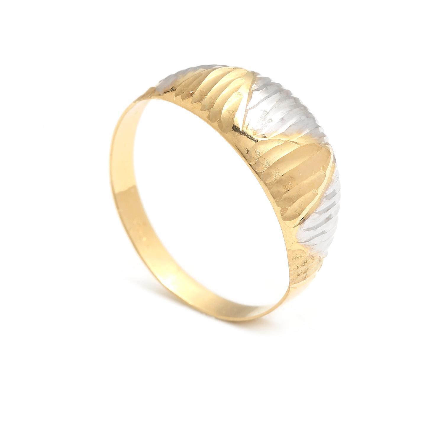 Zlatý dámsky prsteň ADSILA 4PK00210
