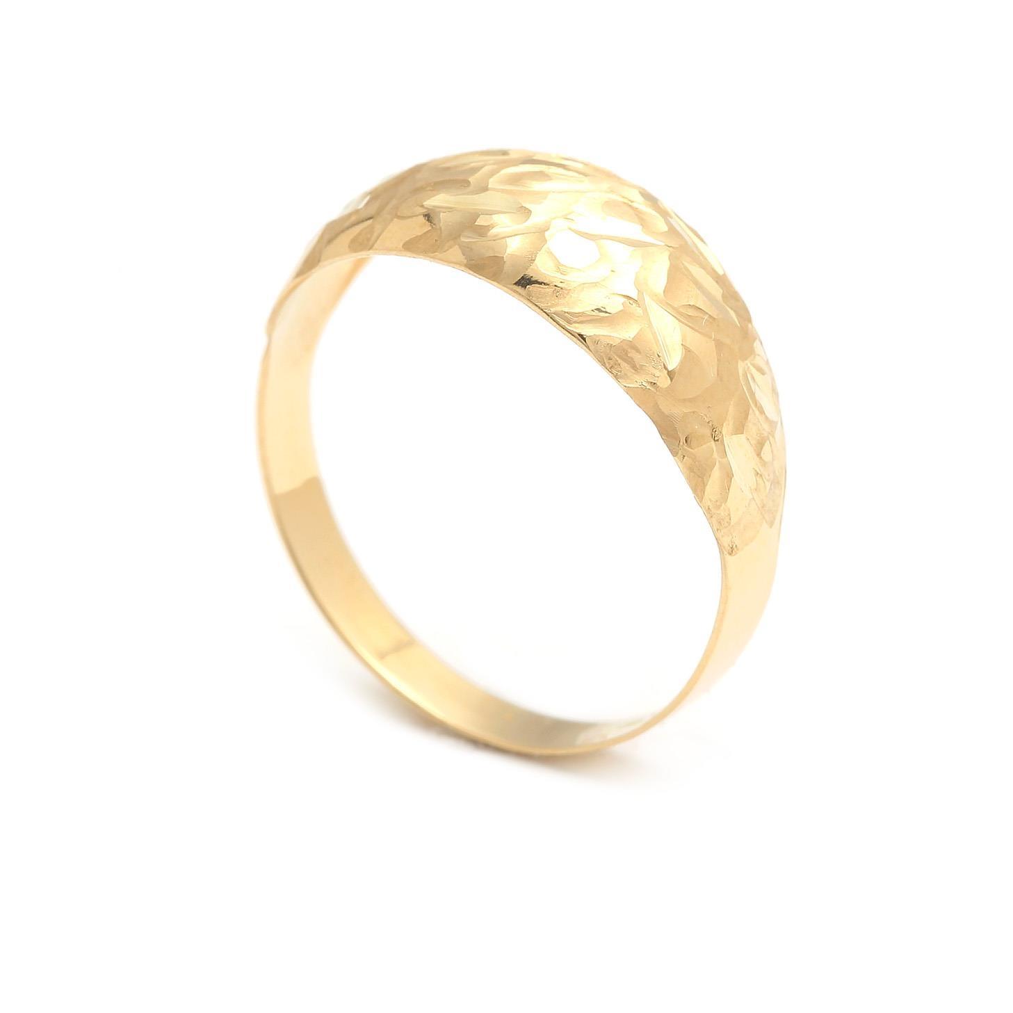 Zlatý dámsky prsteň ALAMEDA 4PZ00206