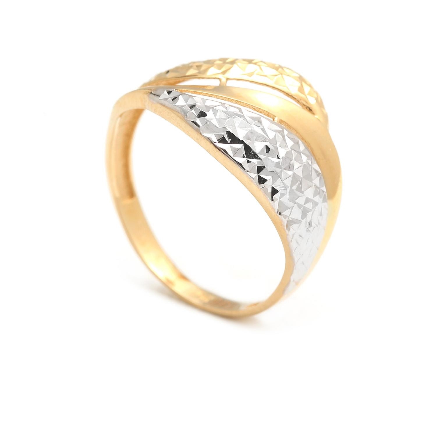 Zlatý dámsky prsteň AMINE 4PK00198
