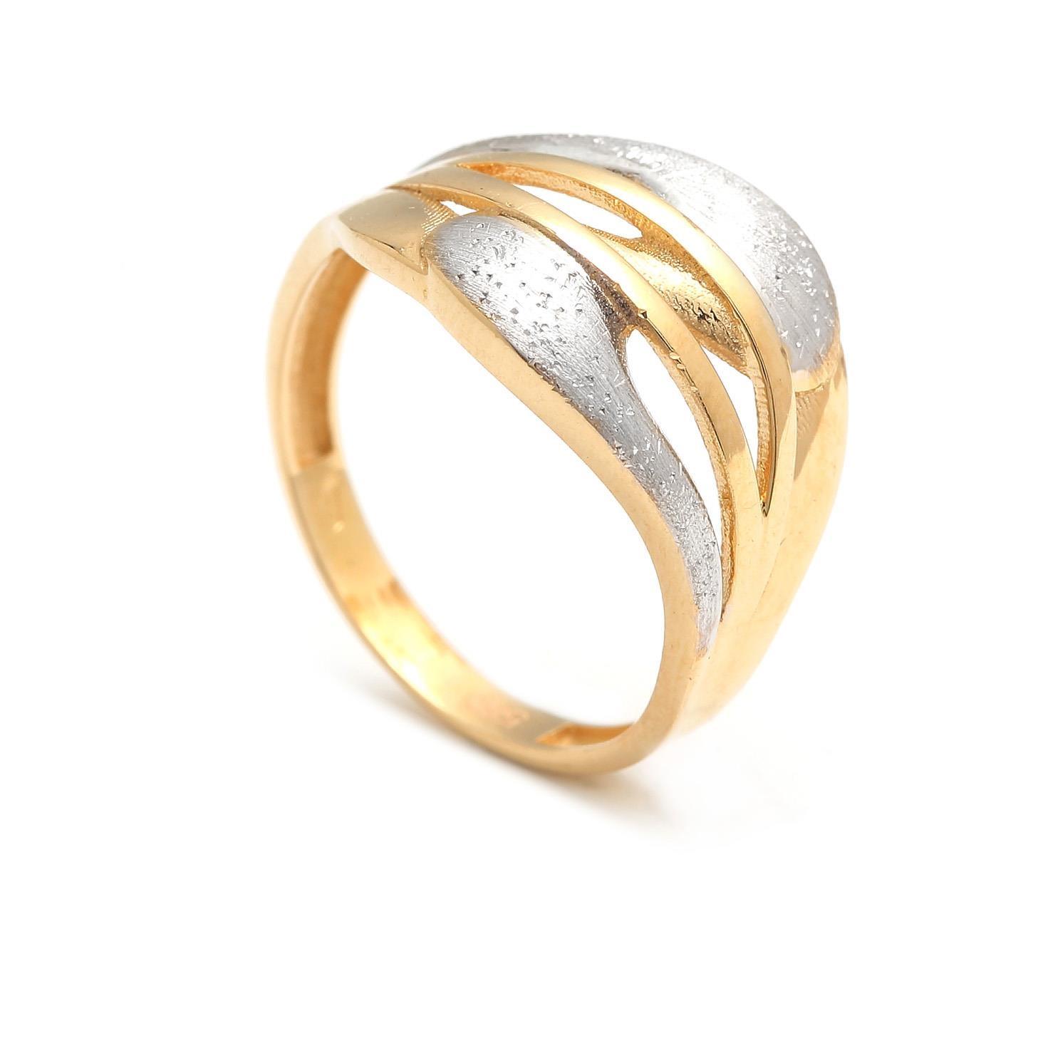 Zlatý dámsky prsteň AMINTA 4PK00201