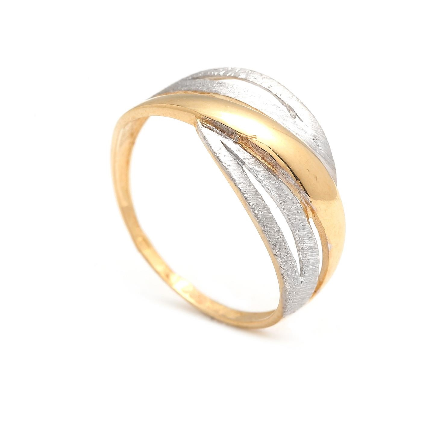 Zlatý dámsky prsteň AMIRA 4PK00199