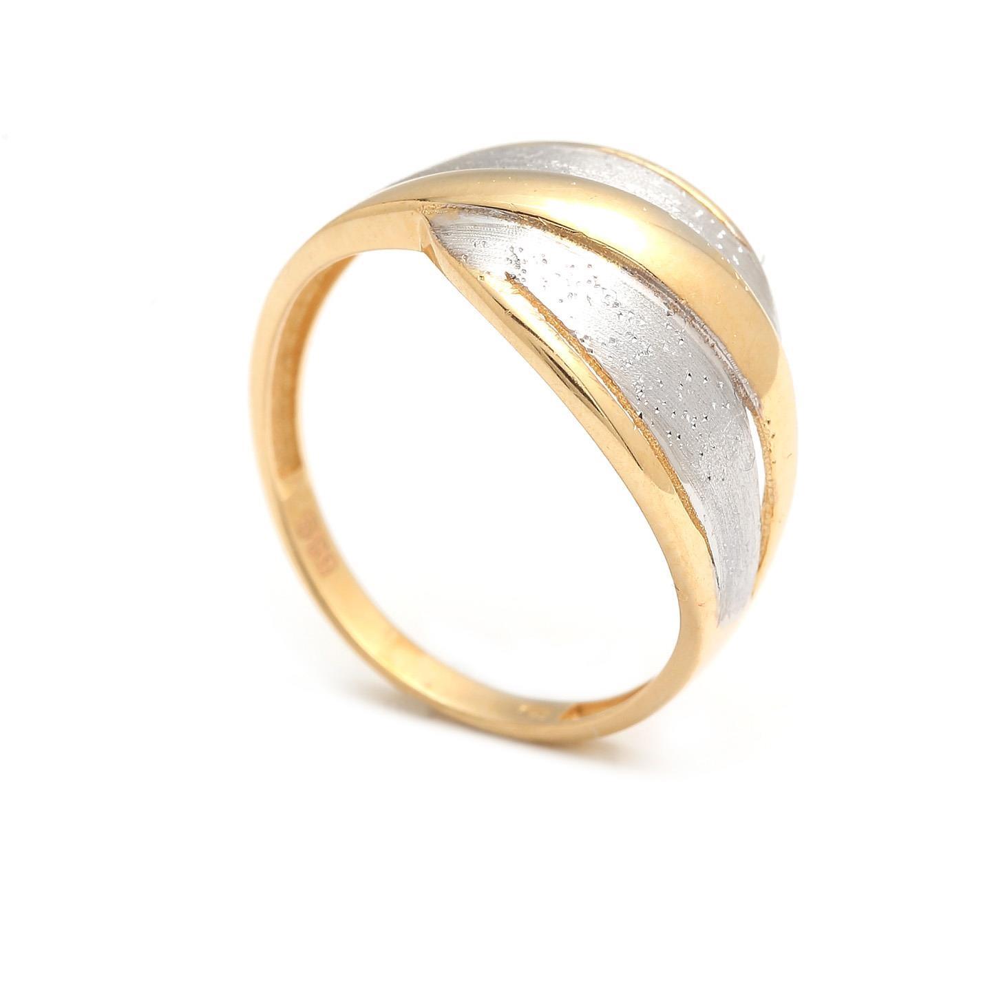 Zlatý dámsky prsteň AMITA 4PK00200