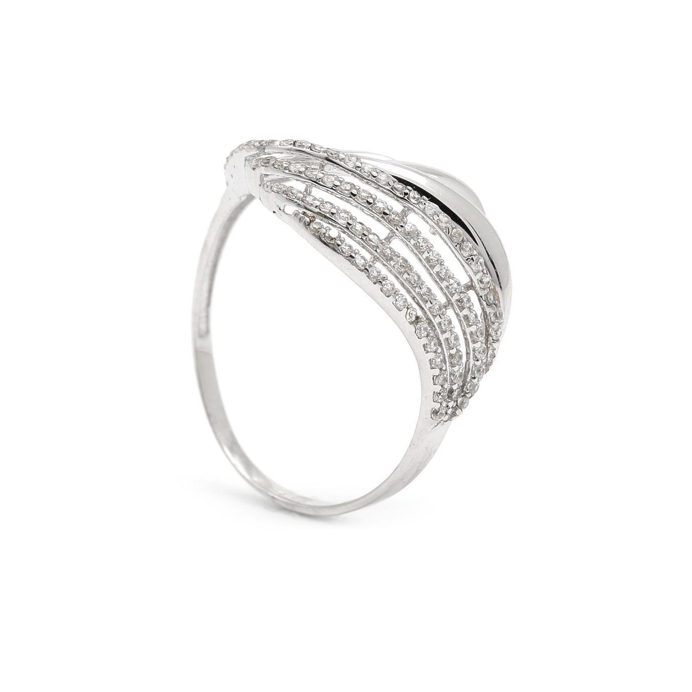 Zlatý dámsky prsteň ARTIZAR 7PB00365