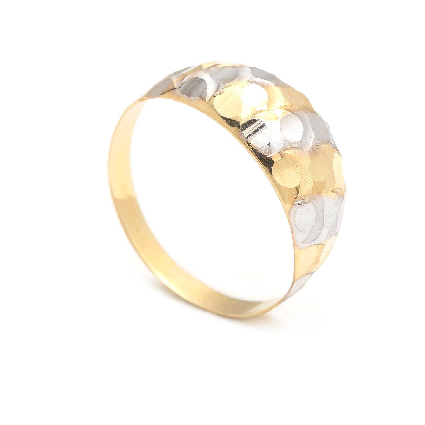 Zlatý dámsky prsteň AYLEN 4PK00211
