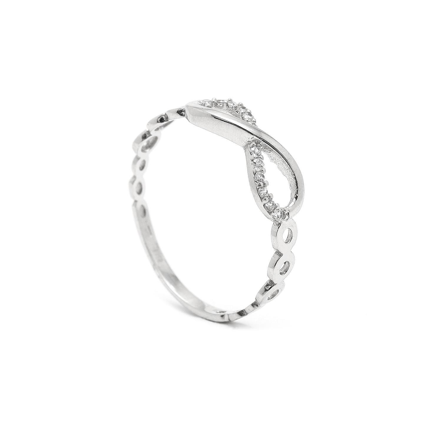 Zlatý dámsky prsteň AYLIN 7PB00322