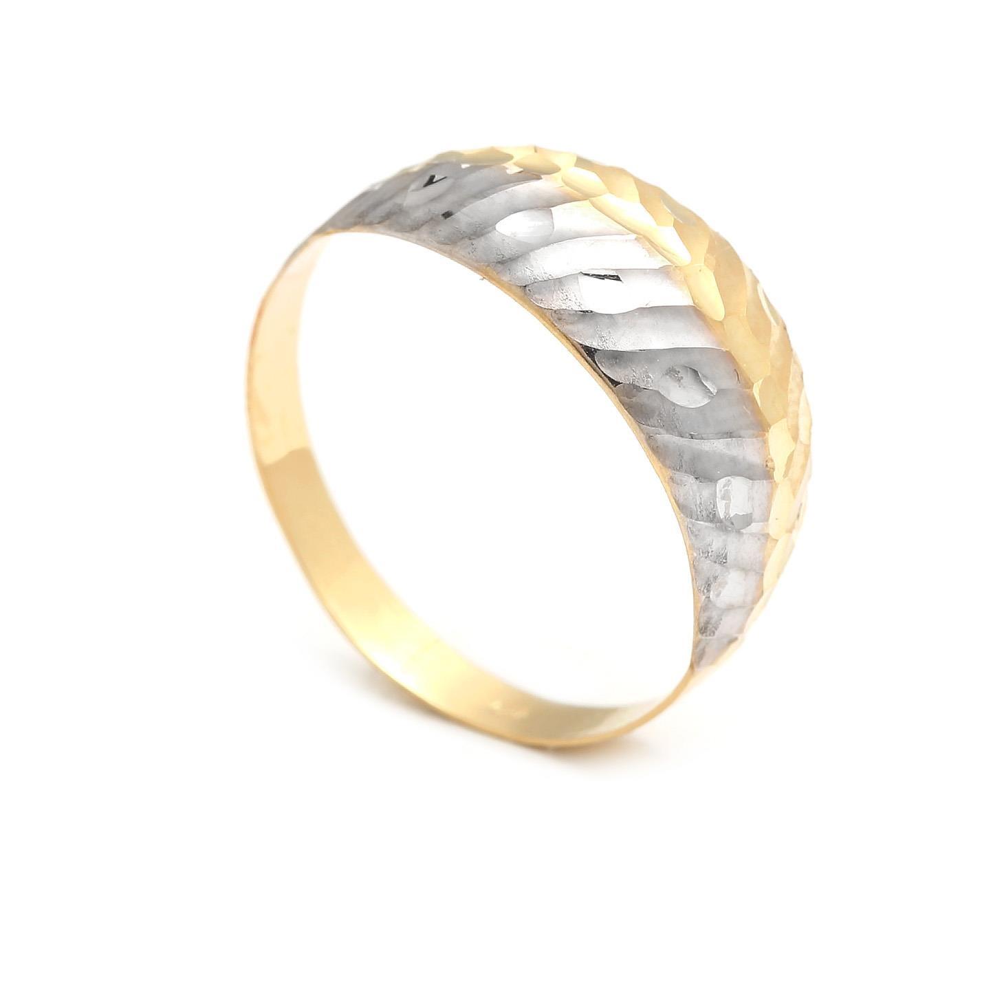 Zlatý dámsky prsteň CHEPI 4PK00209
