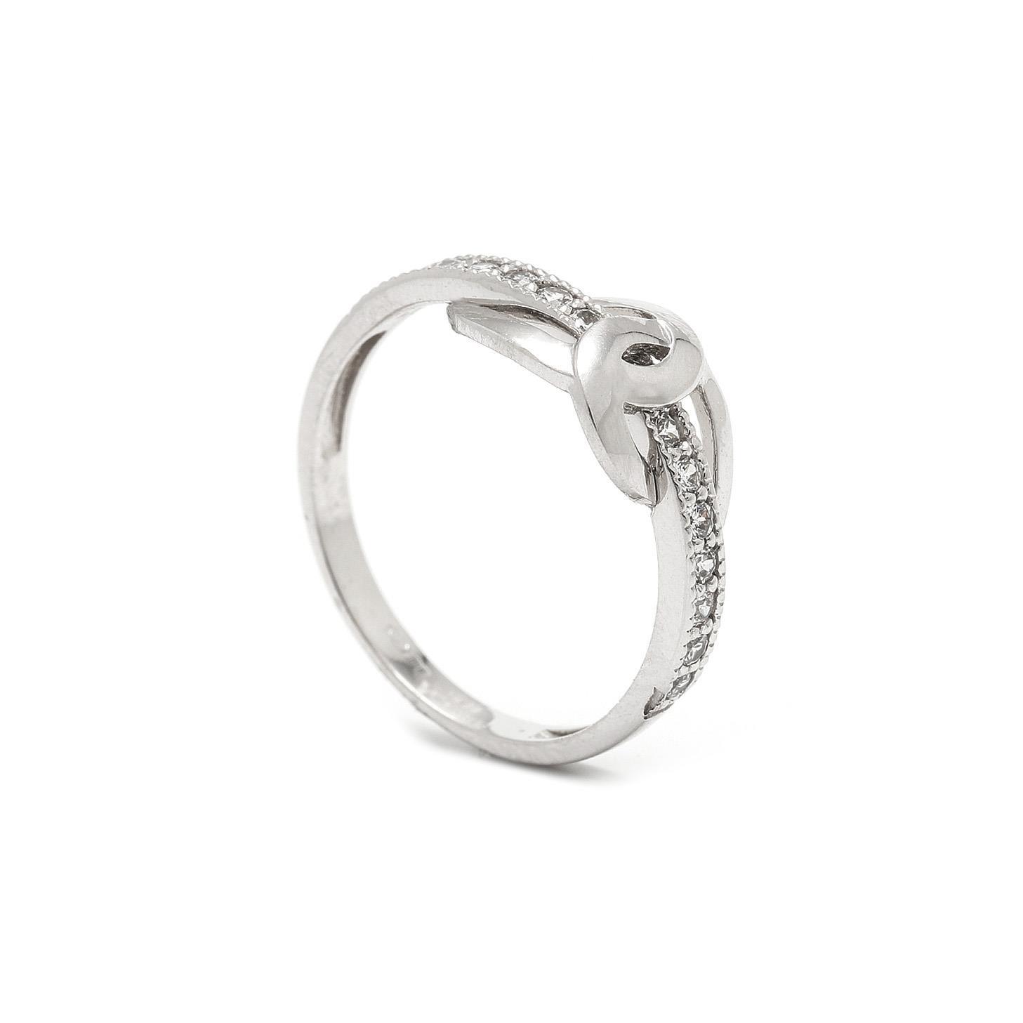 Zlatý dámsky prsteň DAMELSA 7PB00344