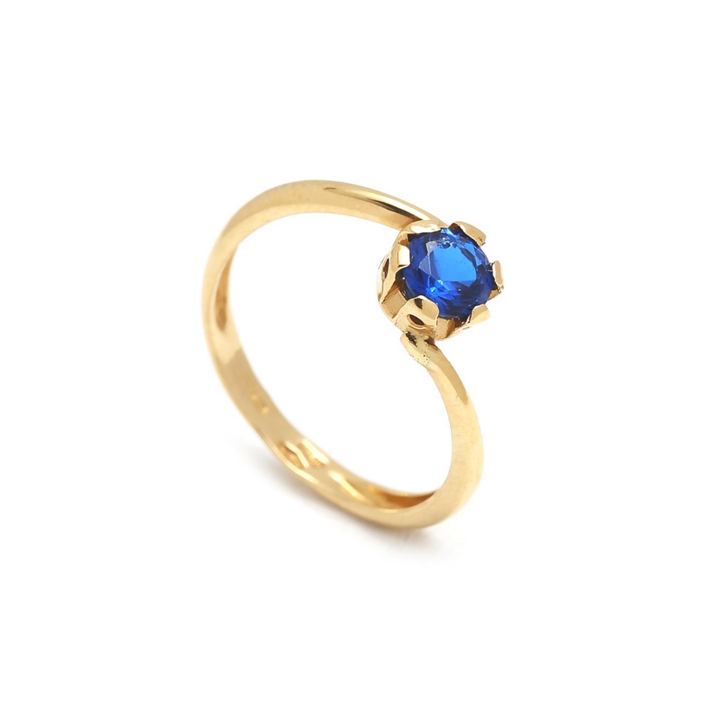 Zlatý dámsky prsteň ELOISA 1PZ00030