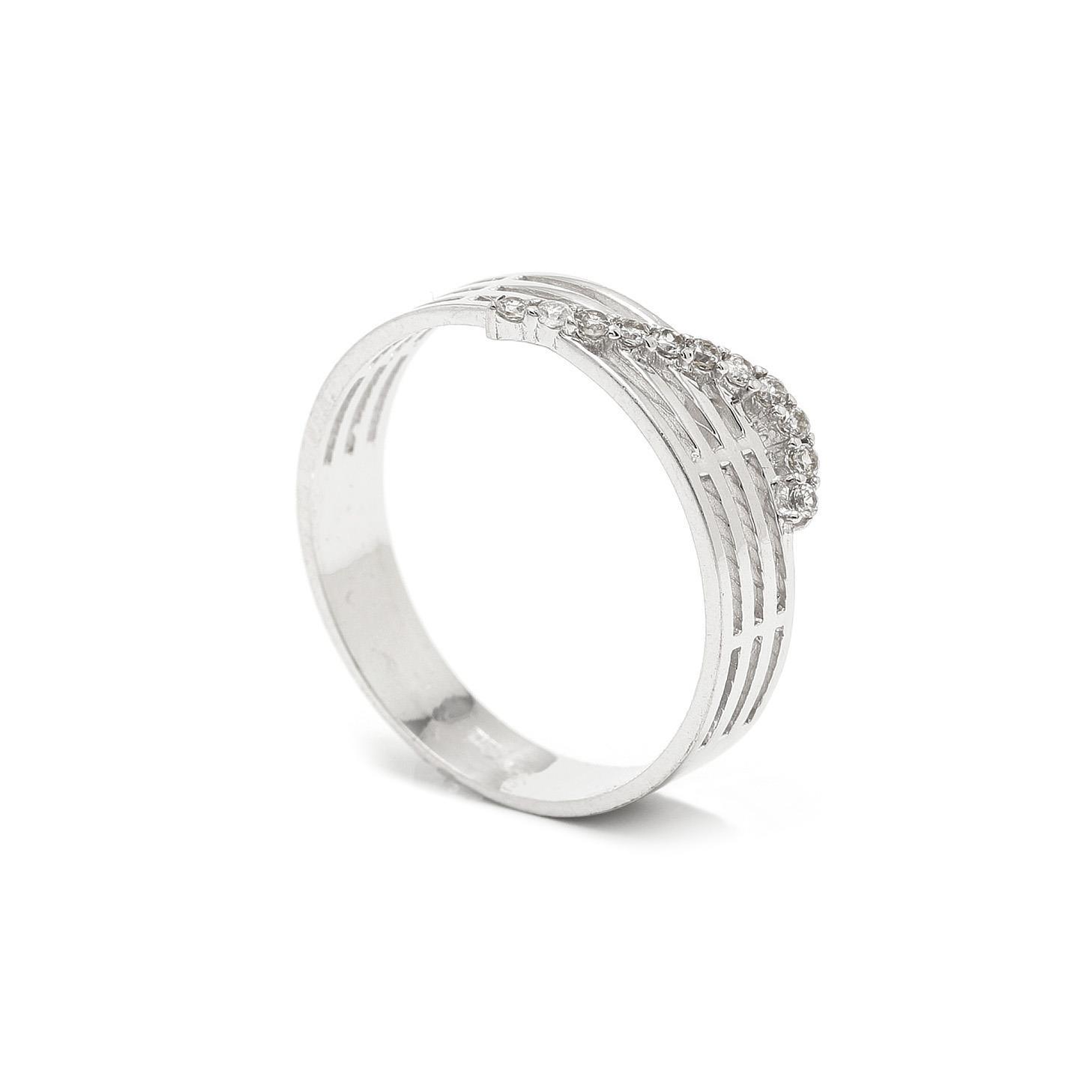Zlatý dámsky prsteň EMEL 7PB00311