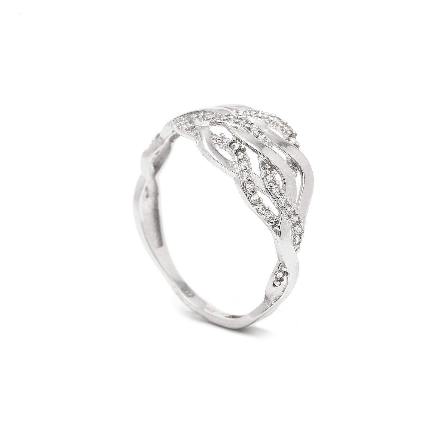Zlatý dámsky prsteň GERARDA 7PB00333
