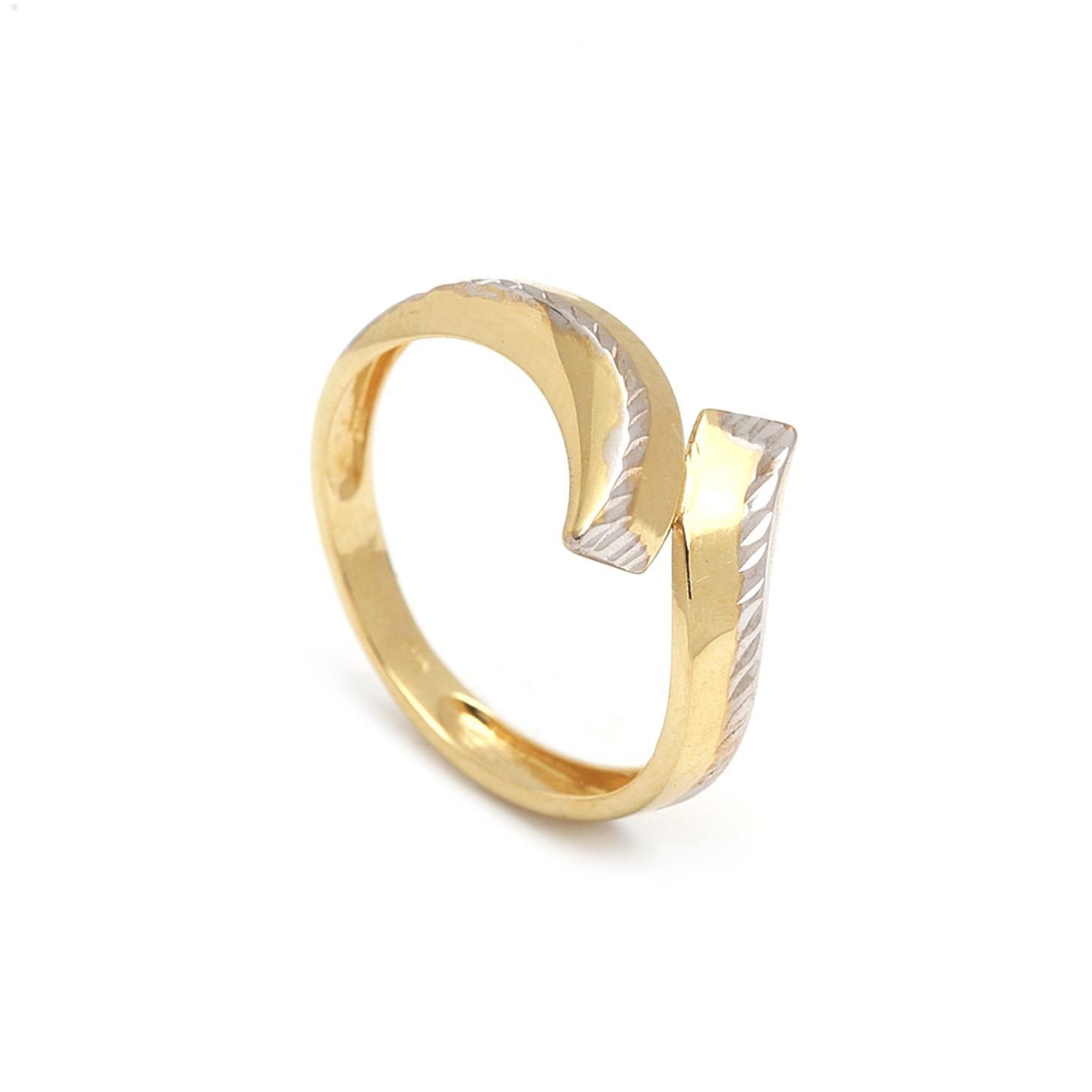 Zlatý dámsky prsteň GIACINTA 1PZ00065