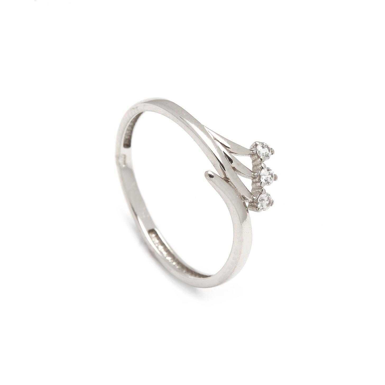 Zlatý dámsky prsteň GIOSETTA 1PB00077