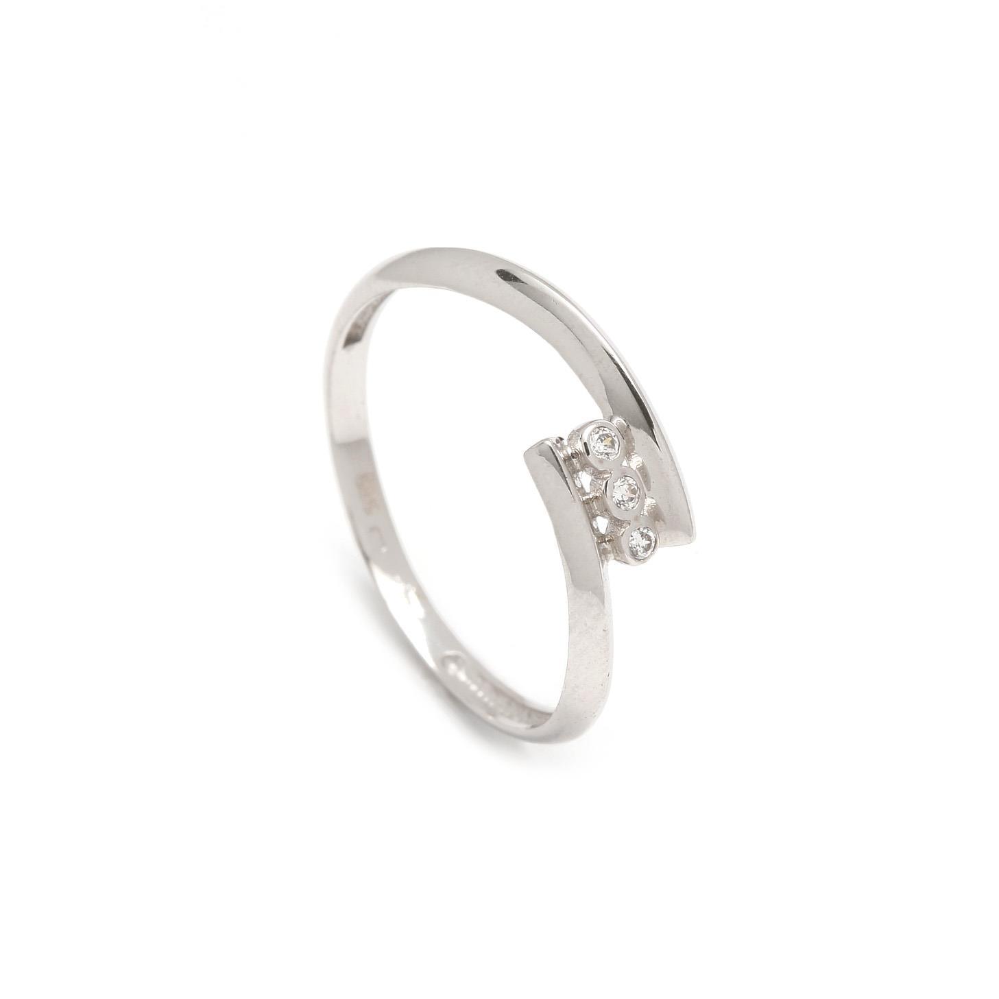 Zlatý dámsky prsteň GIULIA 1PB00082
