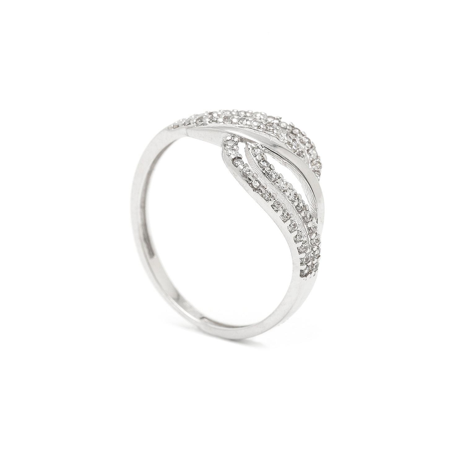 Zlatý dámsky prsteň GLADUSE 7PB00339