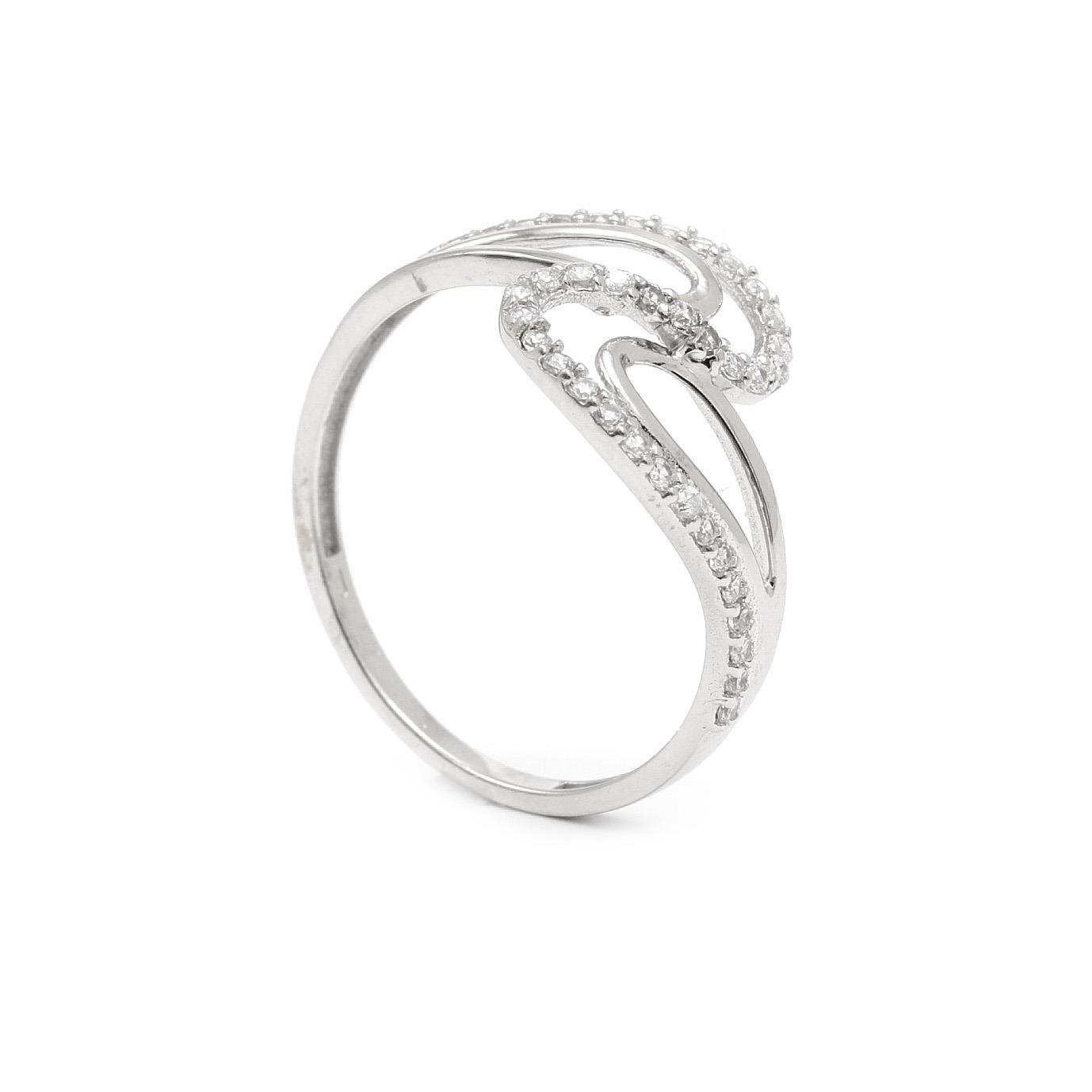 Zlatý dámsky prsteň GRACIOSA 7PB00364
