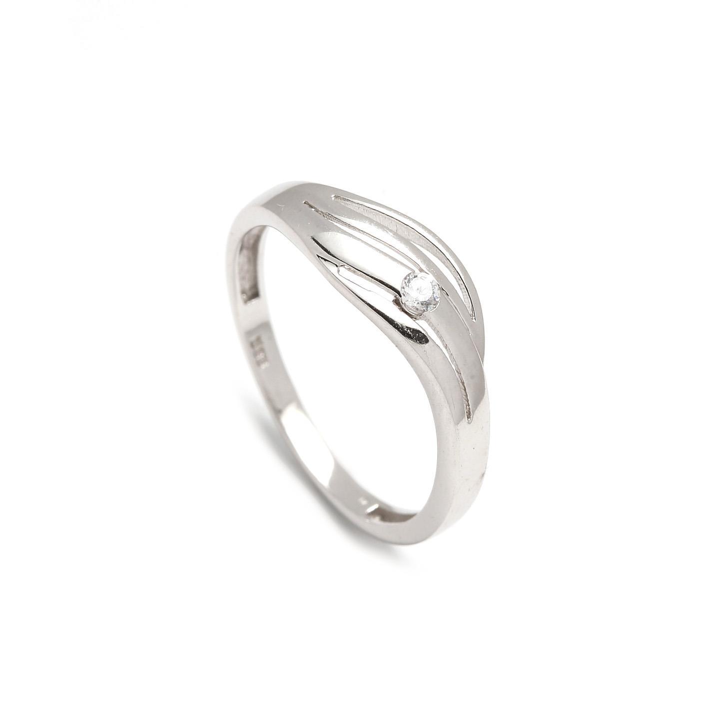 Zlatý dámsky prsteň GRAZIANA 1PB00089