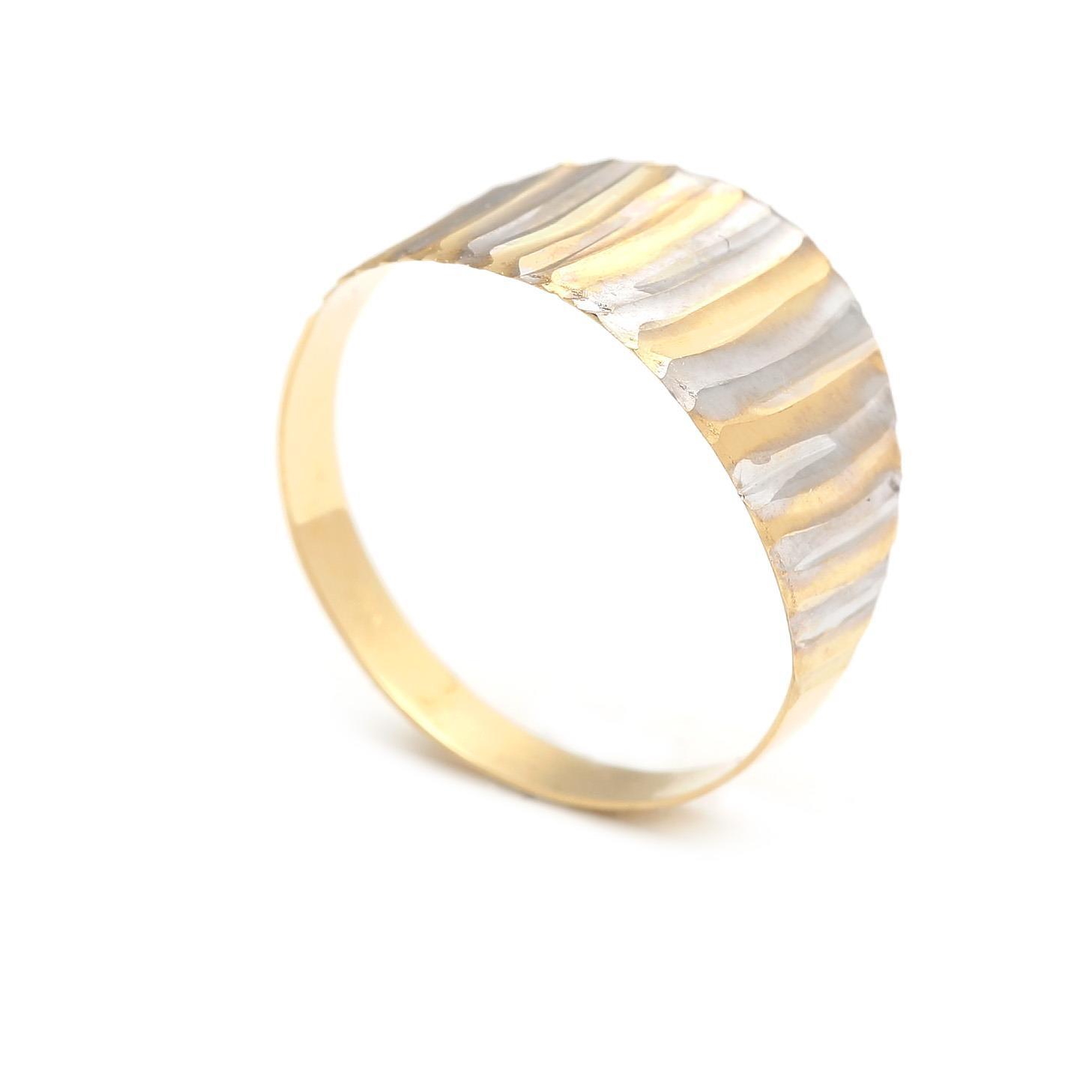 Zlatý dámsky prsteň LILUYE 4PK00223
