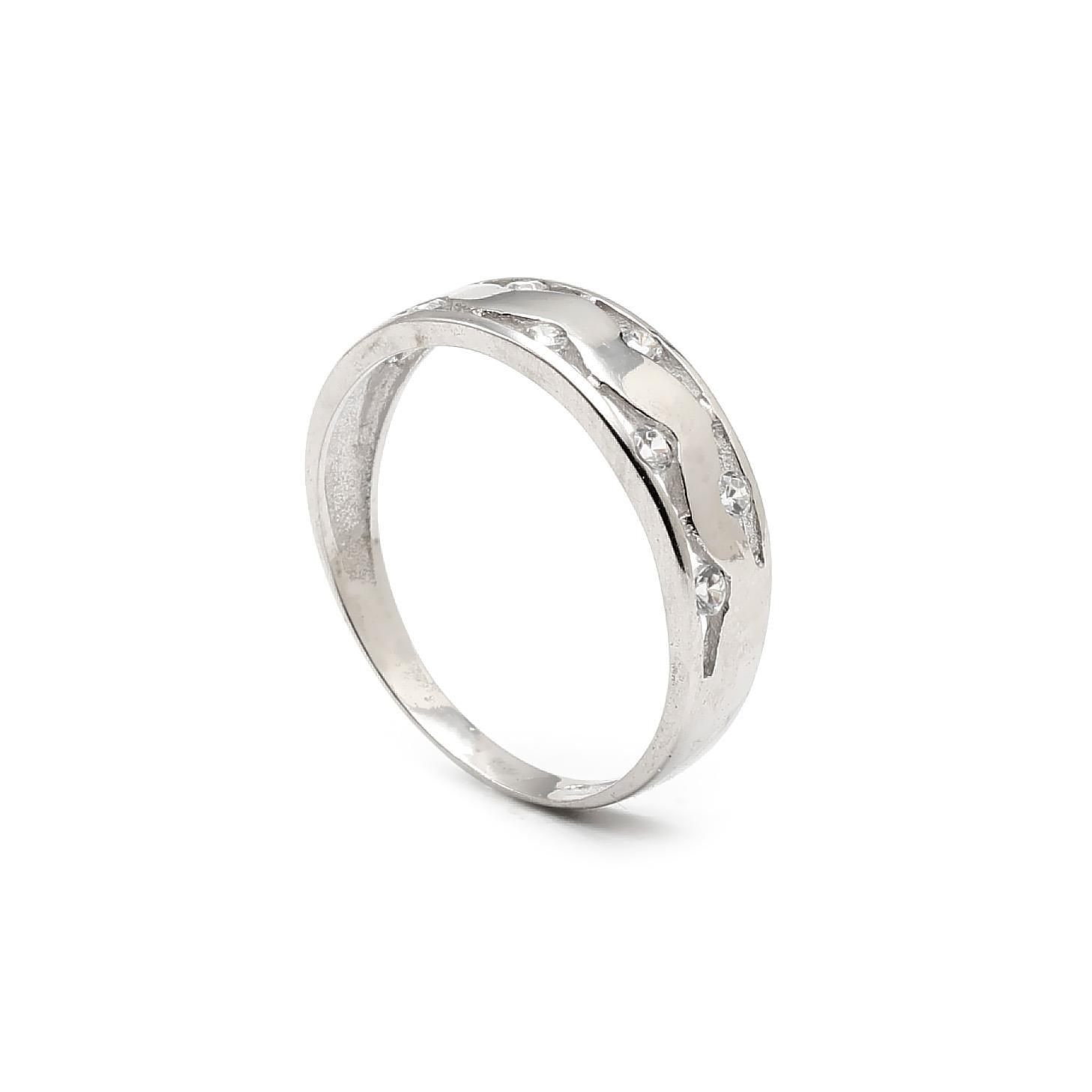 Zlatý dámsky prsteň LOVDIJA 6PB00292_2