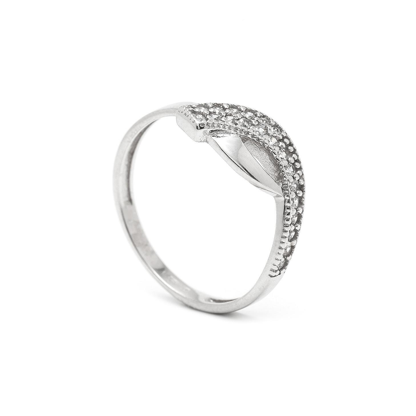 Zlatý dámsky prsteň LOVEDY 7PB00346
