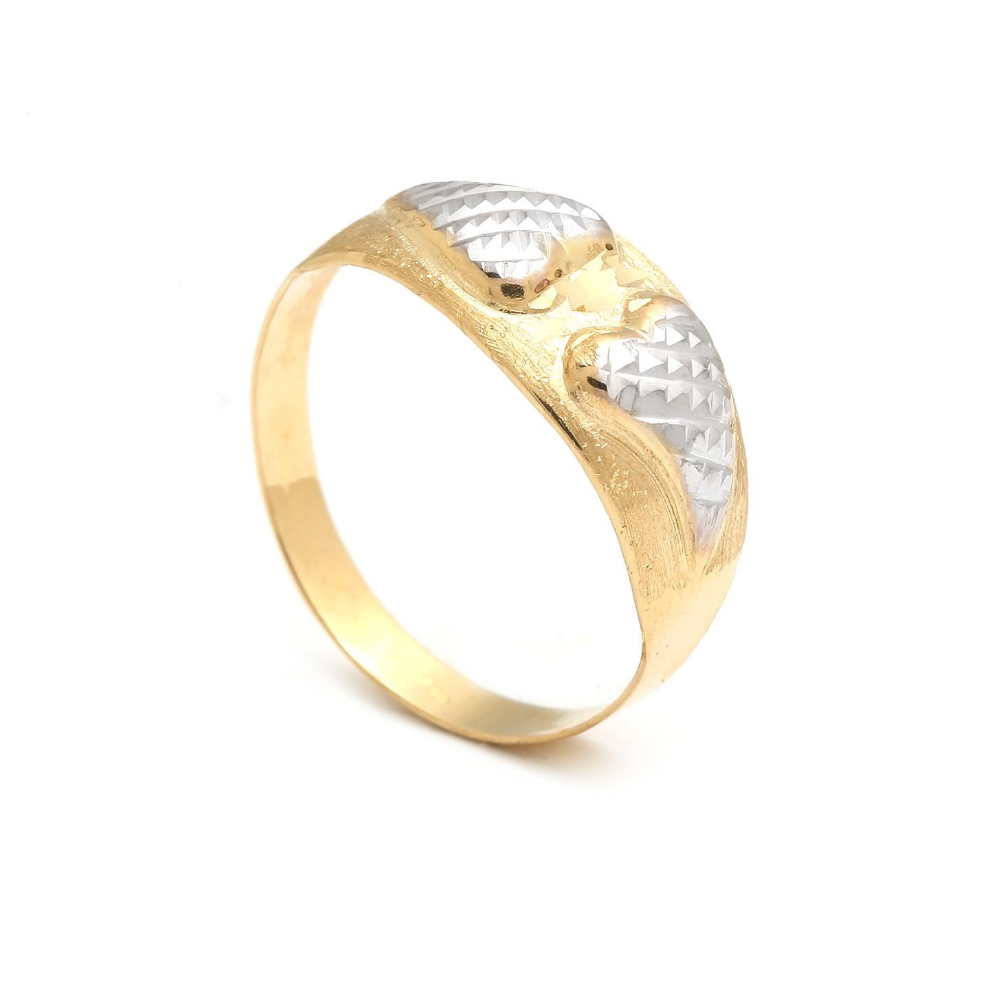 Zlatý dámsky prsteň MAIARA 4PK00227