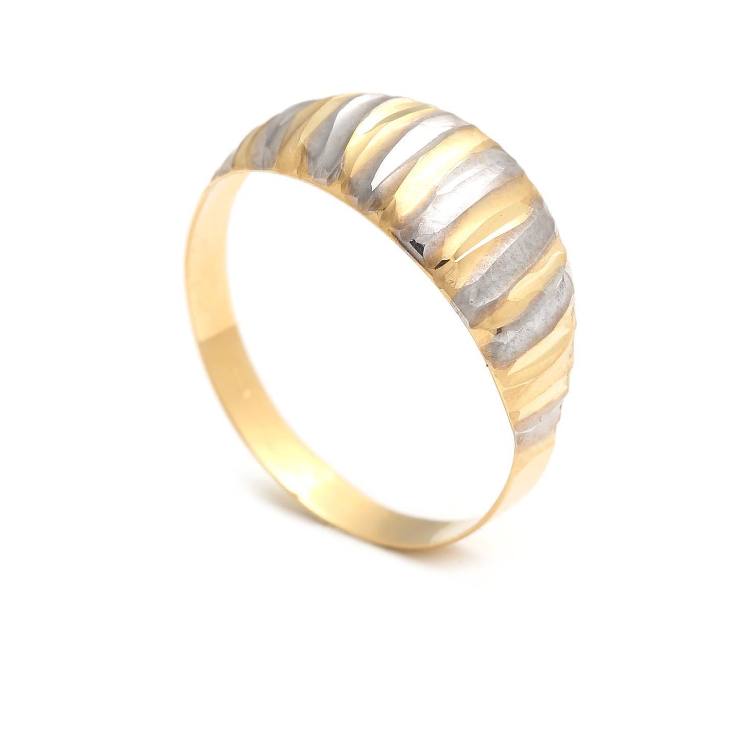 Zlatý dámsky prsteň MAKAWEE 4PK00226