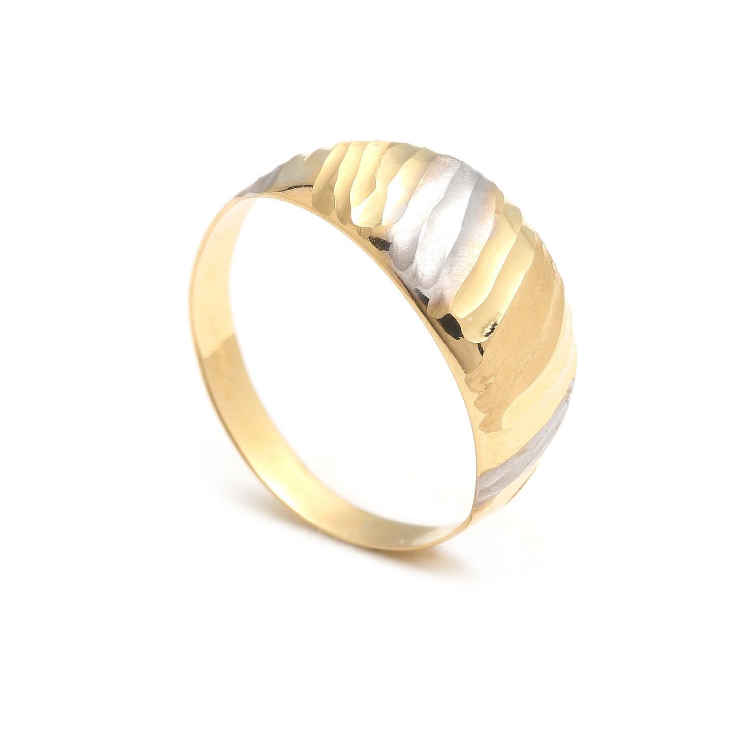 Zlatý dámsky prsteň MALILA 4PK00228